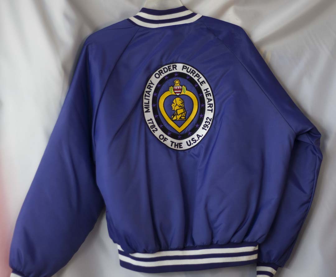 Purple Heart Jacket